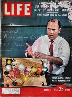 Life Vol. 44 No. 13 Magazine