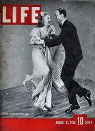 Life Vol. 5 No. 8 Magazine