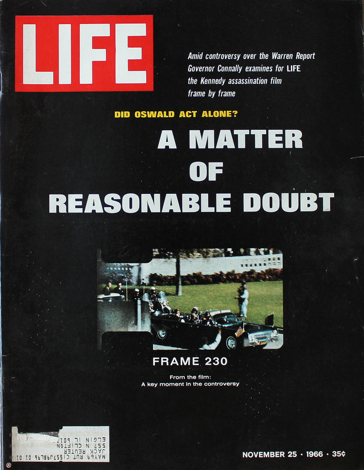 Life Vol. 61 No. 22