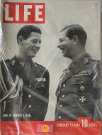 Life Vol. 8 No. 8 Magazine