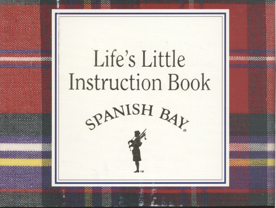 Lifes Little Instruction Book Book By H Jackson Brown Jr 1991