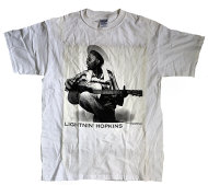 Lightnin' Hopkins Men's Vintage T-Shirt