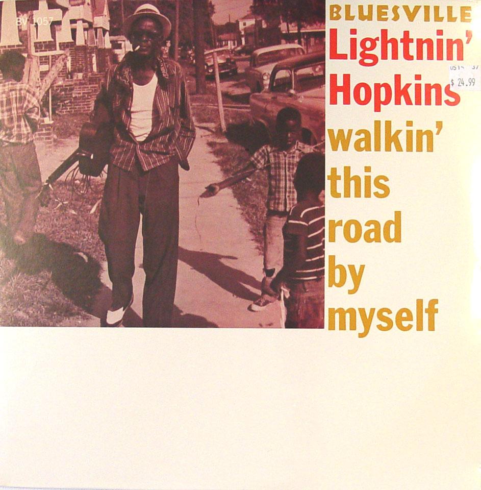 """Lightnin' Hopkins Vinyl 12"""" (New)"""