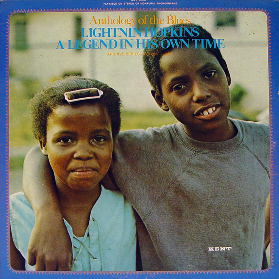 """Lightnin' Hopkins Vinyl 12"""" (Used)"""