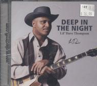 Lil' Dave Thompson CD