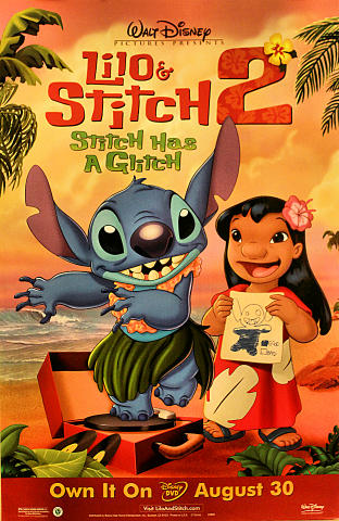 Lilo And Stitch 2: Stitch Has A Glitch Poster