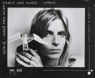 Linda McCartney Promo Print