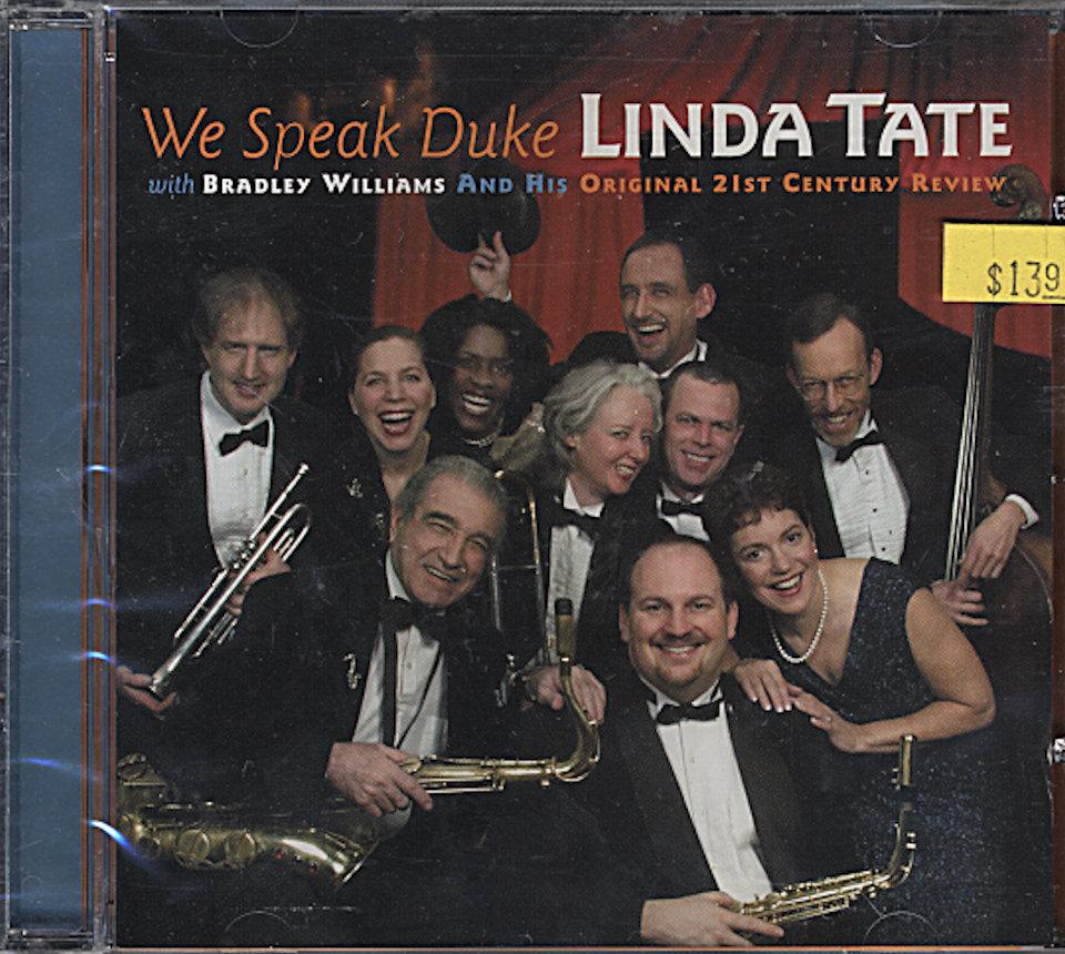 Linda Tate CD