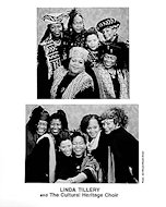 Linda Tillery and the Cultural Heritage Choir Promo Print