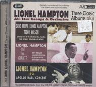 Lionel Hampton All-Star Groups & Orchestra CD