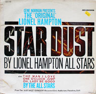 "Lionel Hampton All Stars Vinyl 12"" (Used)"