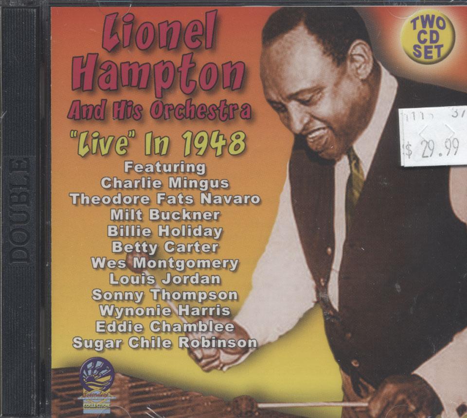 Lionel Hampton & His Orchestra CD