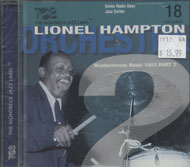 Lionel Hampton & His Orchestra CD