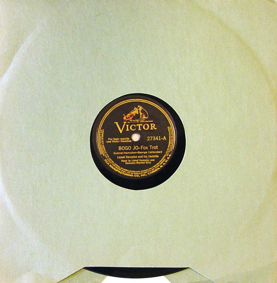 Lionel Hampton And His Orchestra - Live Recording From Apollo Hall Concert 1954