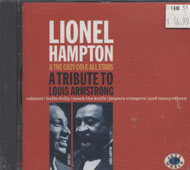 Lionel Hampton & The Cozy All Stars CD