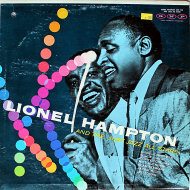 "Lionel Hampton And The Just Jazz All Stars Vinyl 12"" (Used)"
