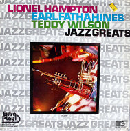 "Lionel Hampton / Earl ""Fatha"" Hines / Teddy Wilson Vinyl 12"" (New)"