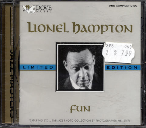 Lionel Hampton CD