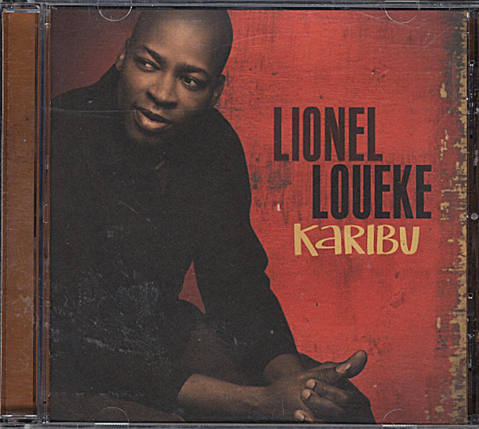 Lionel Loueke CD