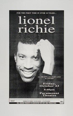 Lionel Richie Poster