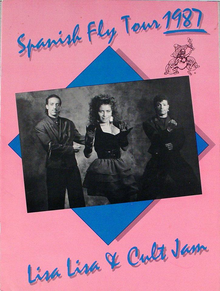 Lisa Lisa and the Cult Jam Program