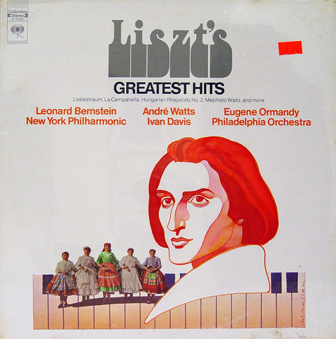 """Liszt Vinyl 12"""" (New)"""