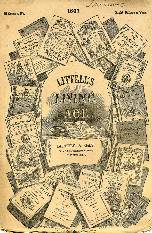 Littell's Living Age 3/27/1875