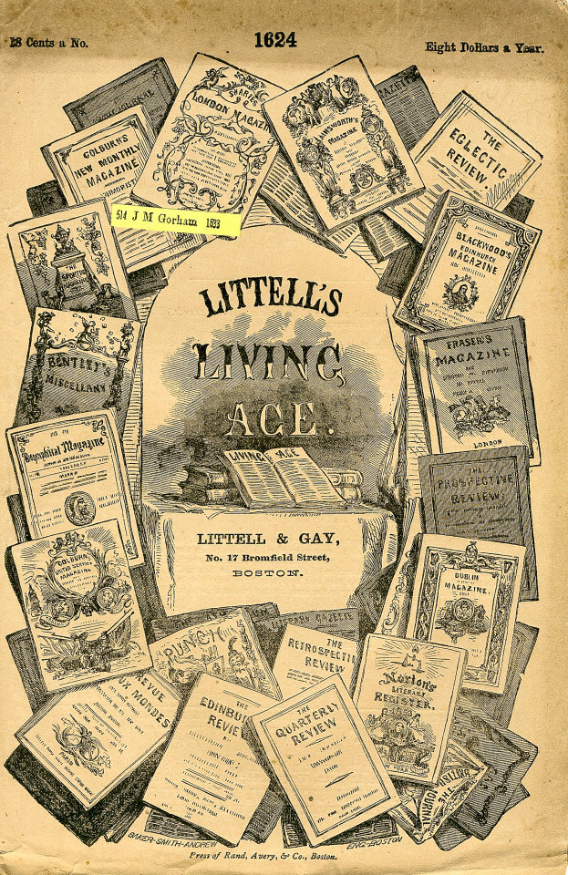 Littell's Living Age 7/24/1875