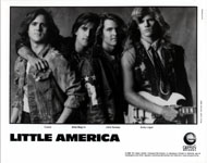 Little America Promo Print