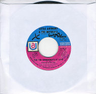 "Little Anthony & The Imperials Vinyl 7"" (Used)"