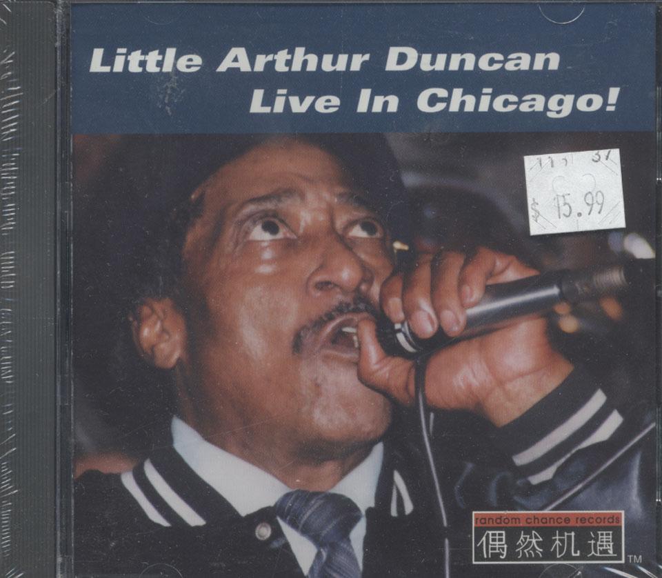 Little Arthur Duncan CD