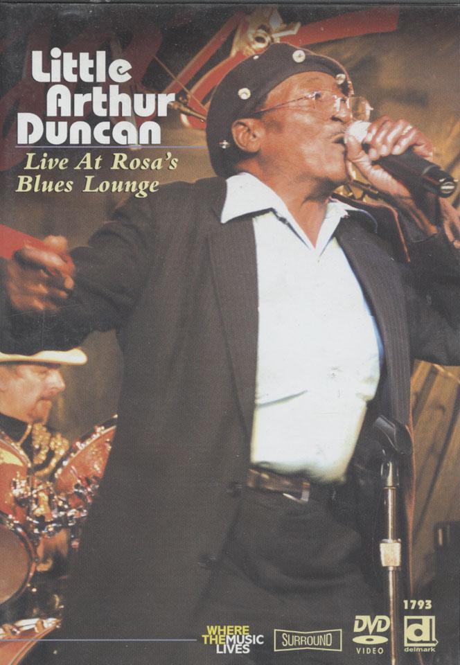 Little Arthur Duncan DVD