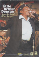 Little Arthur Duncan DVD