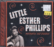 Little Esther Phillips CD