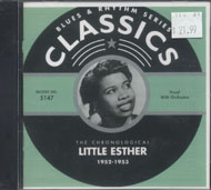 Little Esther CD
