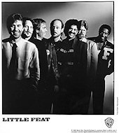 Little Feat Promo Print