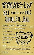 Little Gary Ferguson Poster