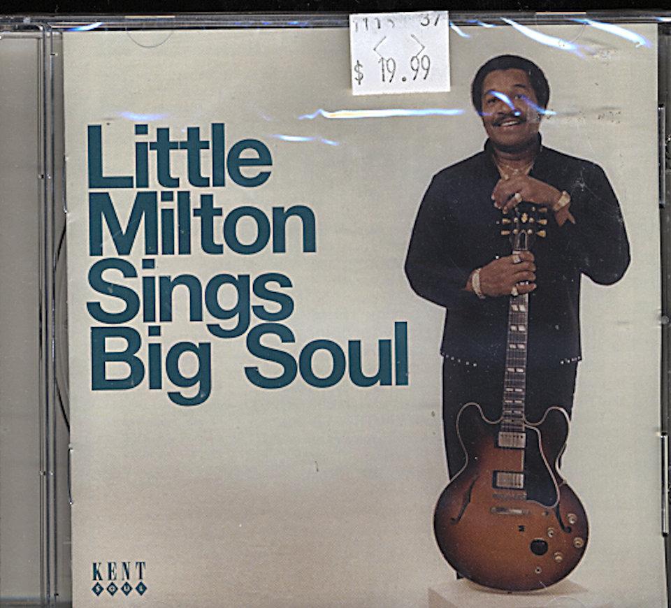 Little Milton CD