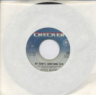 "Little Milton Vinyl 7"" (Used)"