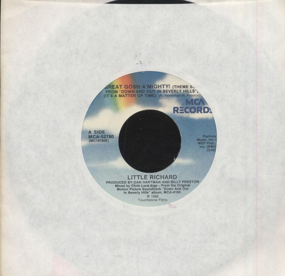 "Little Richard / Charlie Midnight Vinyl 7"" (Used)"