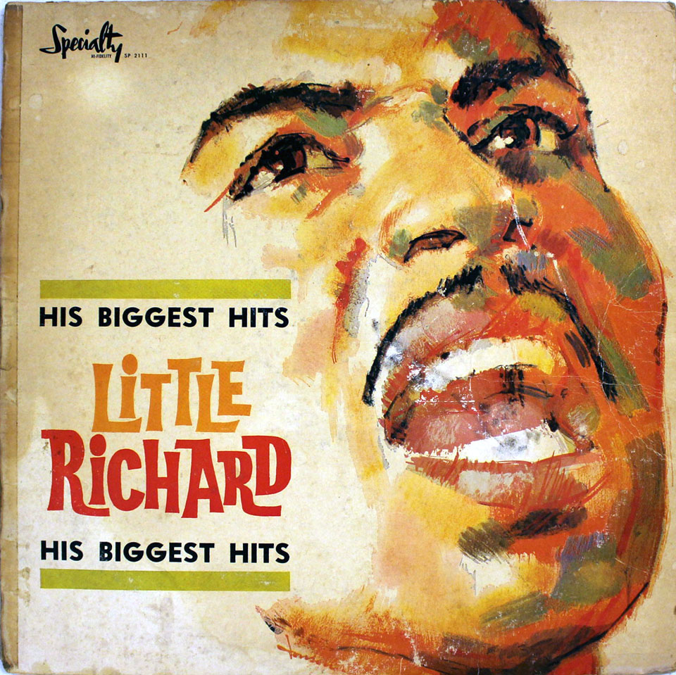 "Little Richard Vinyl 12"" (Used)"