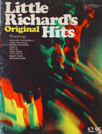 Little Richard's Hits Book