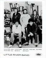 Little River Band Promo Print