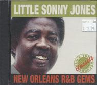 Little Sonny Jones CD