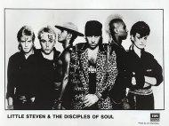 Little Steven & The Disciples Of Soul Promo Print