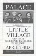Little Village Handbill