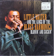 Little Walter and The Kings of Blues Harmonica CD