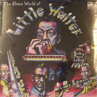 "Little Walter Vinyl 12"" (New)"