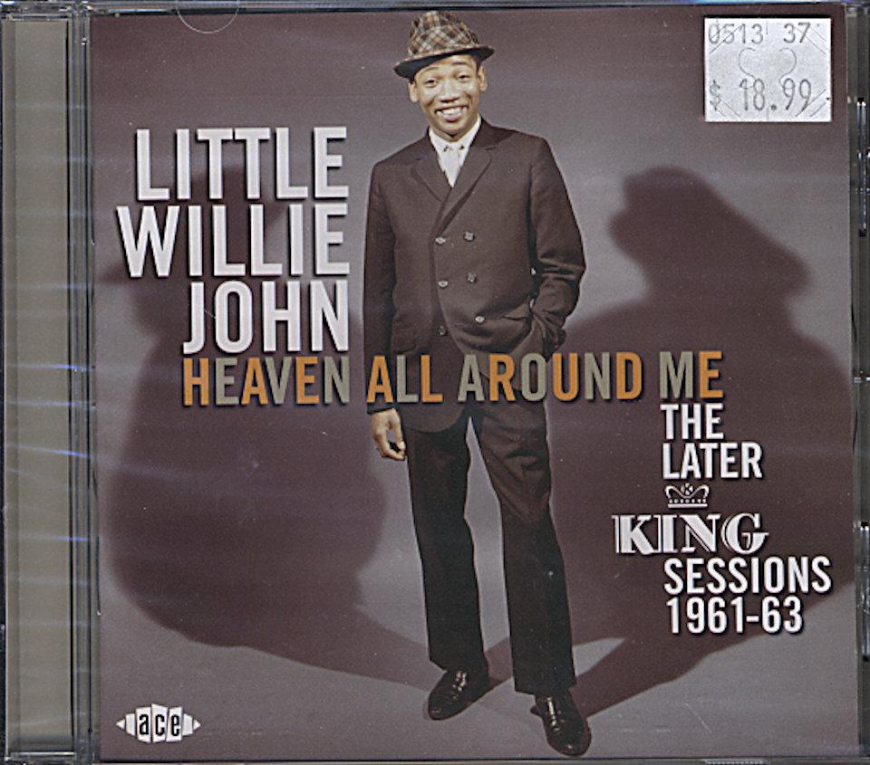 Little Willie John CD