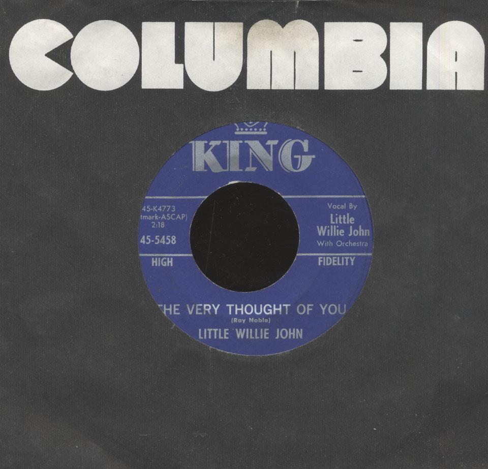 """Little Willie John Vinyl 7"""" (Used)"""